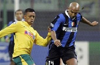 Como jogou o Benfica em Braga; Sporting em Milão