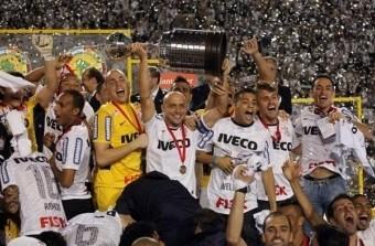 Corinthians mais moderno do Brasil, senhor da América