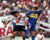 Futebol argentino Uma questão de genética