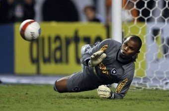 Jefferson, voando por cima do Botafogo (até à selecção!)