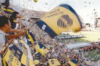 Liga Argentina-2002 AO RITMO DO TANGO