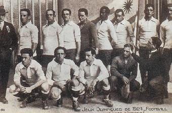 O FUTEBOL NOS JOGOS OLÍMPICOS 1904-20048