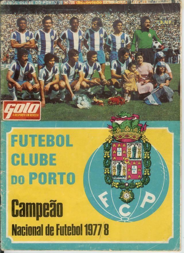 Pedroto FC Porto 77/78