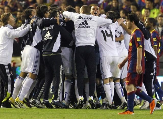 Pepe - Messi