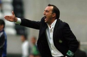Profissão treinador