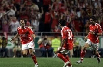 Rui Costa Movimentos + Sporting o «losango»