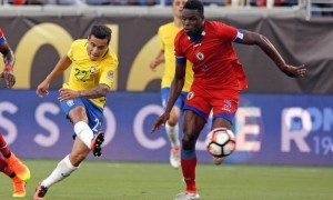 Philippe-Coutinho golo haiti