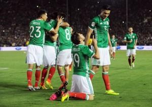 Soccer: 2016 Copa America Centenario-Mexico at Jamaica