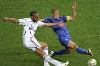 «BOLA DE OURO 2006» Os princípios de Cannavaro