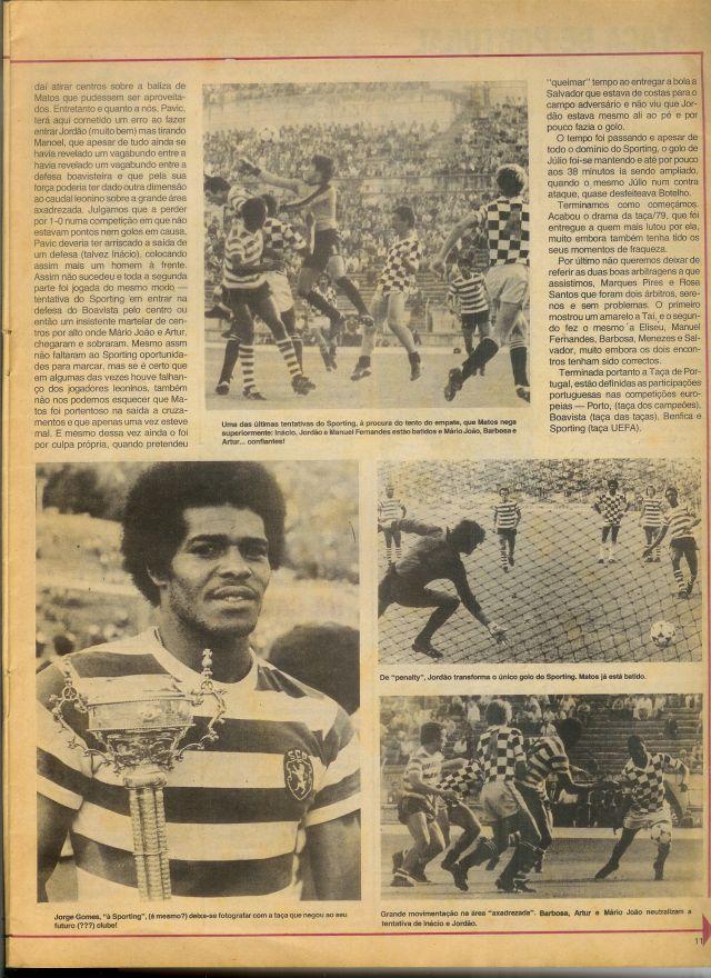 Boavista Taça 79