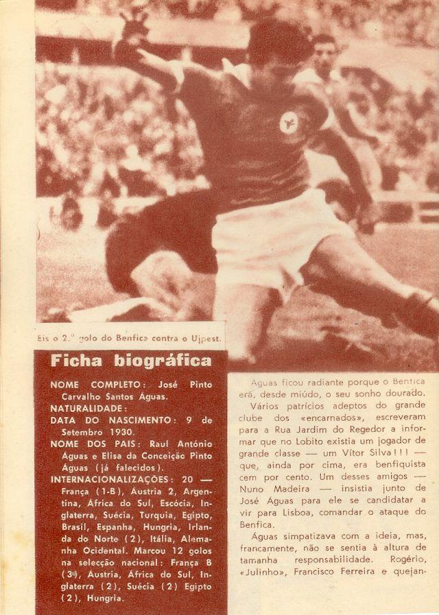 Jóse Águas 1960